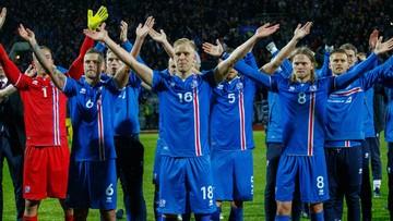 Islandia awansowała na MŚ. Tak małego kraju na mundialu jeszcze nie było