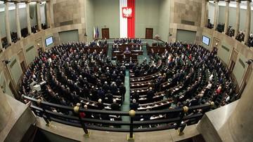 Trzy partie w Sejmie. Nowy sondaż