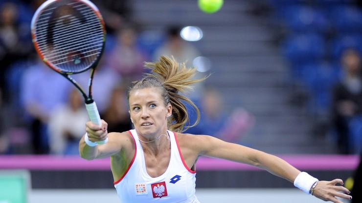WTA w Moskwie: Awans Rosolskiej do drugiej rundy debla