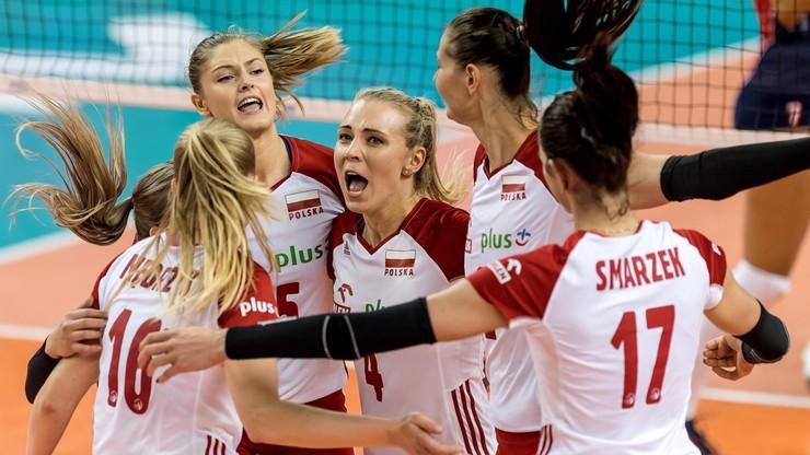Polki lokatę w dół! Końcowa klasyfikacja Ligi Narodów siatkarek 2018