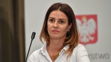 Danuta Dmowska-Andrzejuk zakażona koronawirusem
