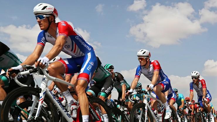 Nowe przypadki koronawirusa wśród uczestników wyścigu kolarskiego UAE Tour