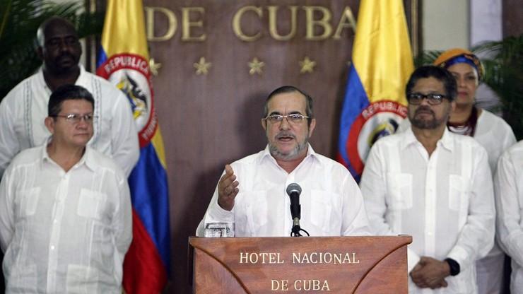 Kolumbia: rebelianci ogłaszają definitywne przerwanie działań zbrojnych. Po 50 latach