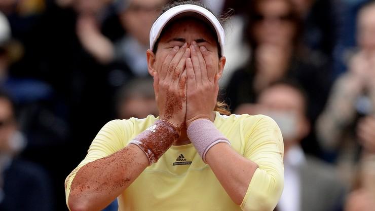 Muguruza pokonała Williams w finale French Open