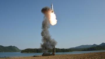 Korea Płn. wystrzeliła rakietę krótkiego zasięgu