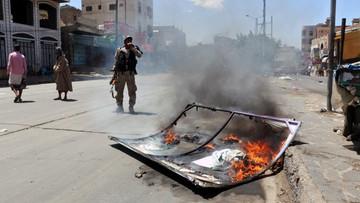 Jemen: co najmniej 41 cywili zabitych w nalotach koalicji na targowisko
