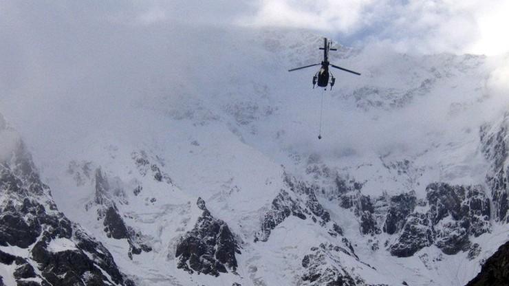 Nanga Parbat: Helikoptery zabrały Polaków i Francuzkę