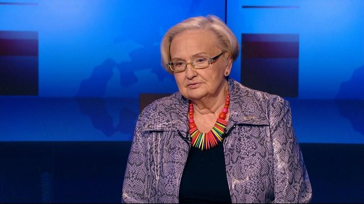 Prof. Łętowska: mamy zaburzenia na styku trzeciej władzy i dwóch pozostałych