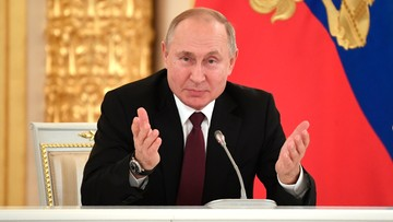 Putin spokojny o budowę Nord Stream 2. Mimo amerykańskich sankcji