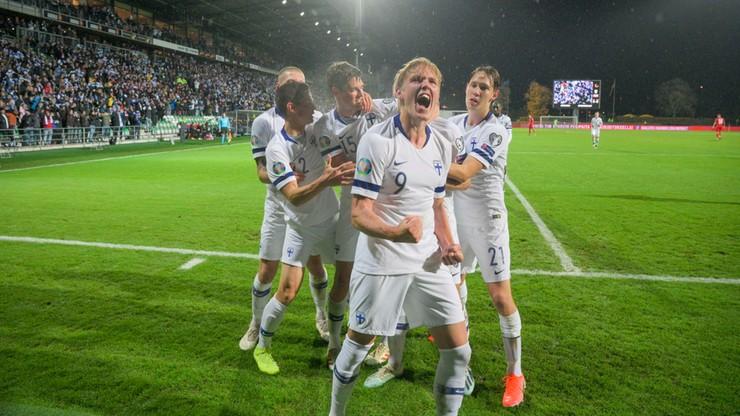 El. Euro 2020: Historyczny awans Finlandii powoli staje się faktem