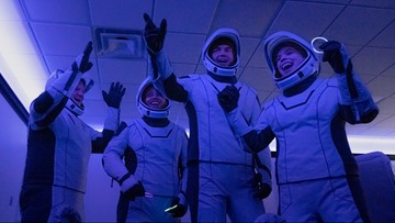 Astronauci-amatorzy w kosmosie. Pierwszy taki lot