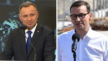 Polacy ocenili pracę prezydenta i premiera