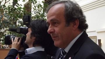 Platini walczy o czasowe anulowanie zawieszenia. Chce ubiegać się o kierowanie FIFA