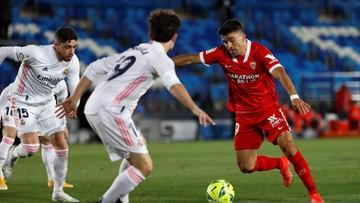 La Liga: Real Madryt uratował remis w końcówce (WIDEO)