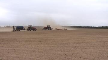 Susza rolnicza w dwóch regionach Polski