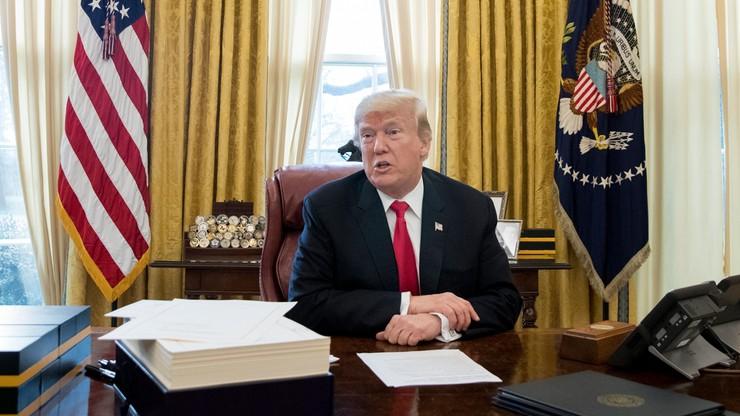 """Trump zarzuca Chinom dostarczanie ropy Korei Północnej. """"Jestem bardzo rozczarowany"""""""