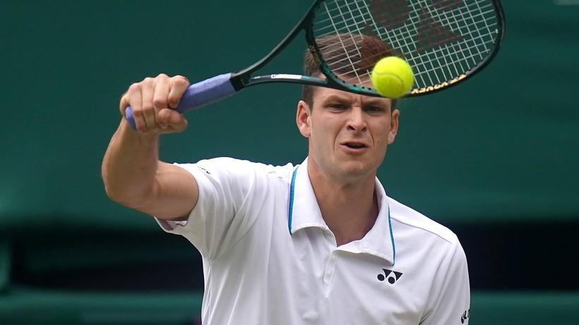 Wimbledon: Berrettini za mocny dla Hurkacza. Finał nie dla Polaka