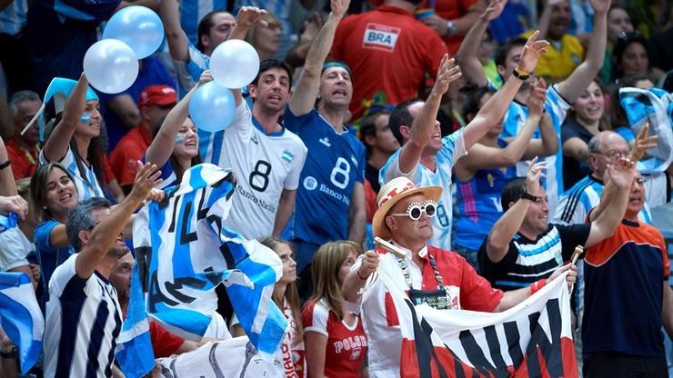 Liga Narodów: Pewny triumf Argentyńczyków