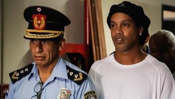 Ronaldinho niebawem wróci do domu? Media ujawniają nowe fakty