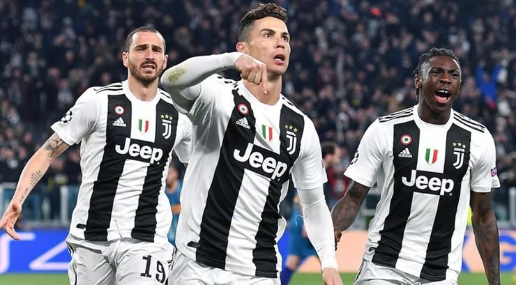 """Juventus zaprezentował stroje na nowy sezon. """"Oczy cierpią na ich widok"""""""