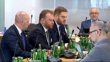 Szumowski odpowiada opozycji: mojej rodzinie urządzono medialną ścieżkę zdrowia