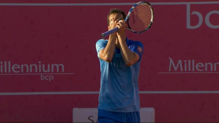 ATP w Estoril: Trzeci tytuł Alberta Ramosa-Vinolasa