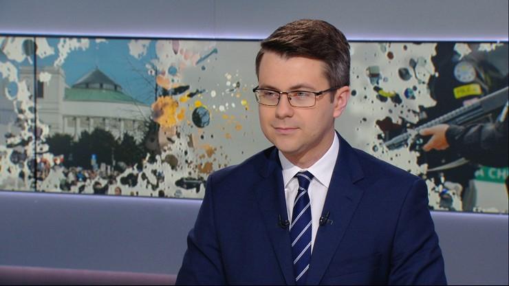 """""""Rząd mniejszościowy, przyspieszone wybory, każdy wariant możliwy"""". Rzecznik rządu Piotr Müller"""