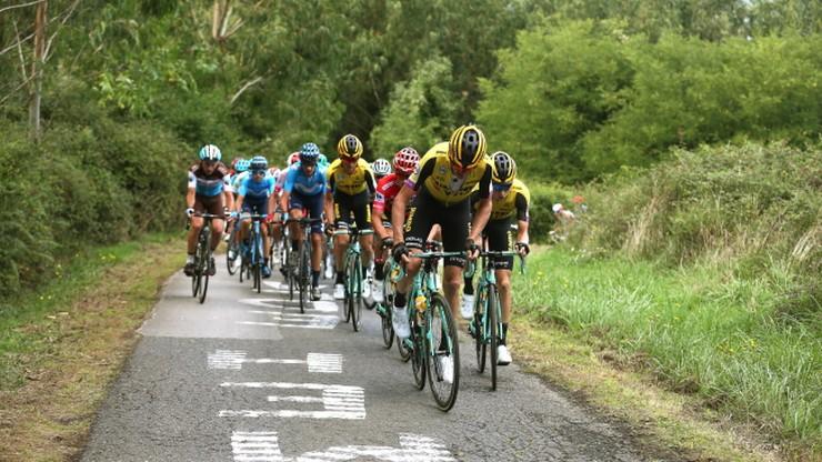Vuelta a Espana: Gilbert wygrał etap, Roglic wciąż liderem