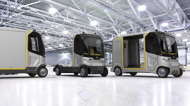 Elimen E-VN1 - polski ultralekki samochód użytkowy wchodzi do sprzedaży