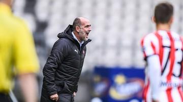 Trener Cracovii: Chcemy złapać oddech