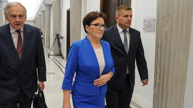 PO: oczekujemy, że minister Radziwiłł stawi się w CZD i zakończy strajk