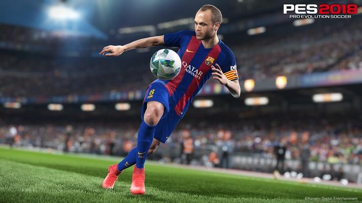 Sprzedano ponad 100 milionów kopii Pro Evolution Soccer