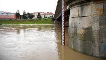 Silny deszcz i burze. Trudne chwile dla południa Polski