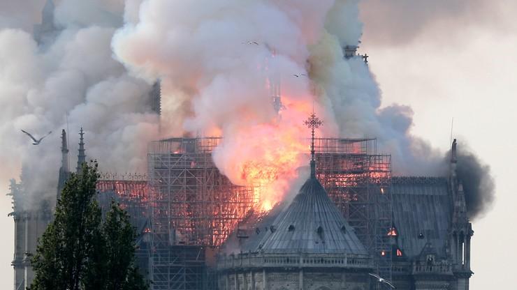 Paryż 2024: MKOl wesprze odbudowę Notre Dame, by była gotowa przed IO