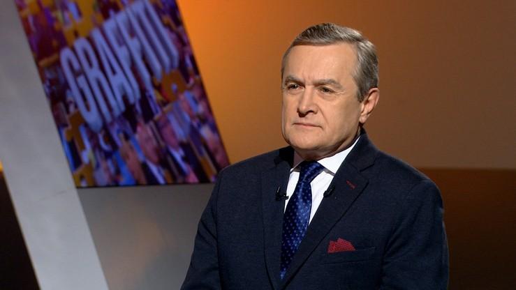 """Prof. Gliński o """"wypaczonej demokracji"""""""
