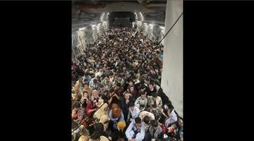 Wyjątkowa ewakuacja z Kabulu. Prawie 500 osób ponad limit