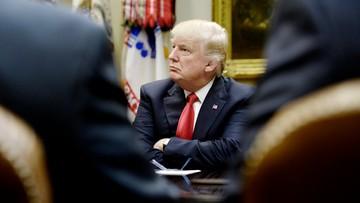 Trump: jeśli Chiny nie rozwiążą problemu Korei Północnej, my to zrobimy