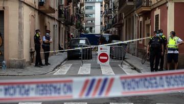Pożar domu w Barcelonie. Trzy osoby nie żyją