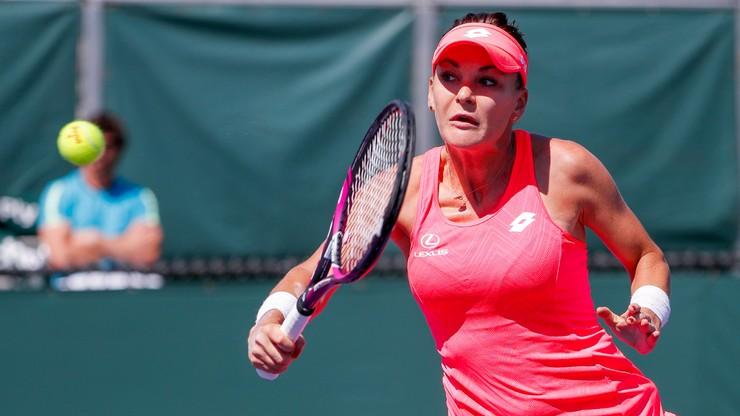 WTA w Miami: Ciężka misja Radwańskiej. Halep kolejną rywalką