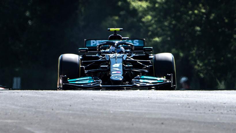 GP Węgier: Valtteri Bottas najlepszy na drugim treningu