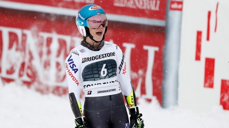 Alpejski PŚ: Wygrana Shiffrin w slalomie gigancie w Courchevel