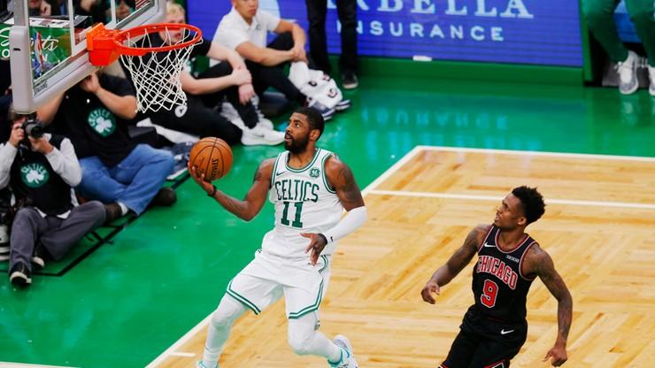 NBA: Boston lepszy od Toronto, double-double Irvinga