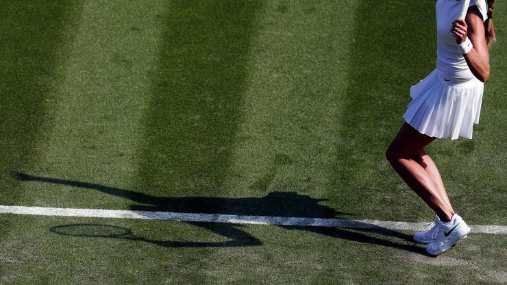 Wimbledon: Kawa w drugiej rundzie kwalifikacji, Fręch wyeliminowana