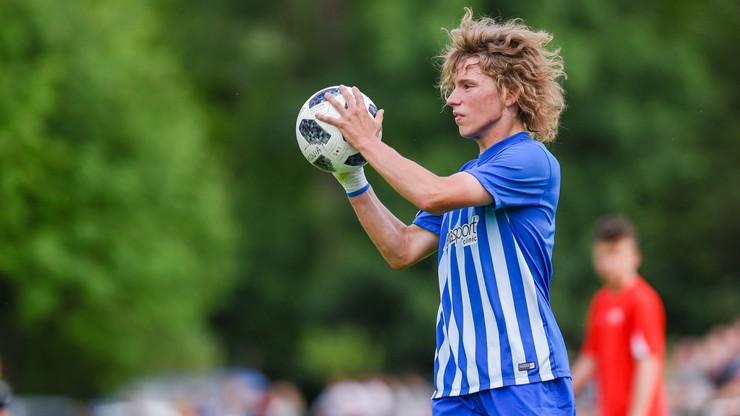 Liga Młodzieżowa UEFA: Lech jak Amica Wronki. Hertha o klasę lepsza