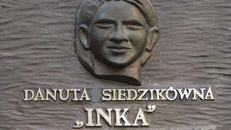 Zniszczona tablica na pomniku działaczki AK. Policja szuka sprawców