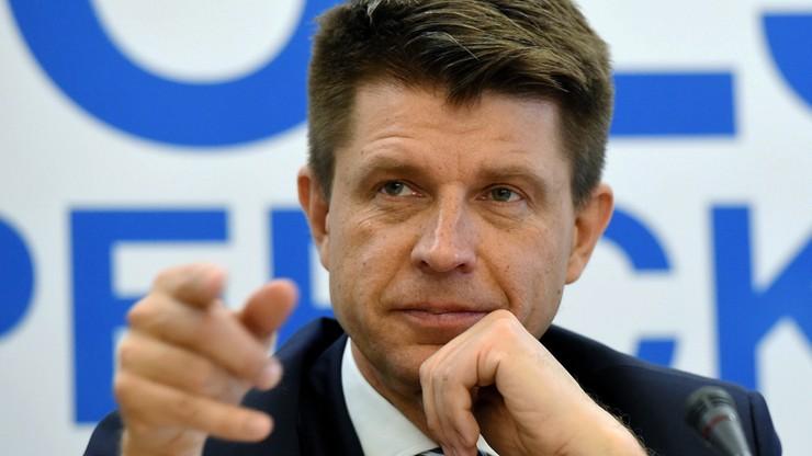 Petru: możliwe listy wyborcze z PO, ale konieczne minimum programowe. PSL nie wchodzi w grę