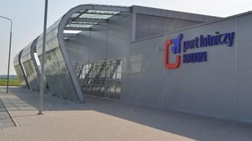 Lotnisko w Radomiu bez regularnych lotów rejsowych. Trwają rozmowy z nowym przewoźnikiem
