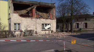 Wybuch gazu w kamienicy. Zniszczone całe piętro