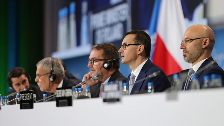 Morawiecki: Polska razem z Bankiem Światowym powołuje fundusz elektromobilności