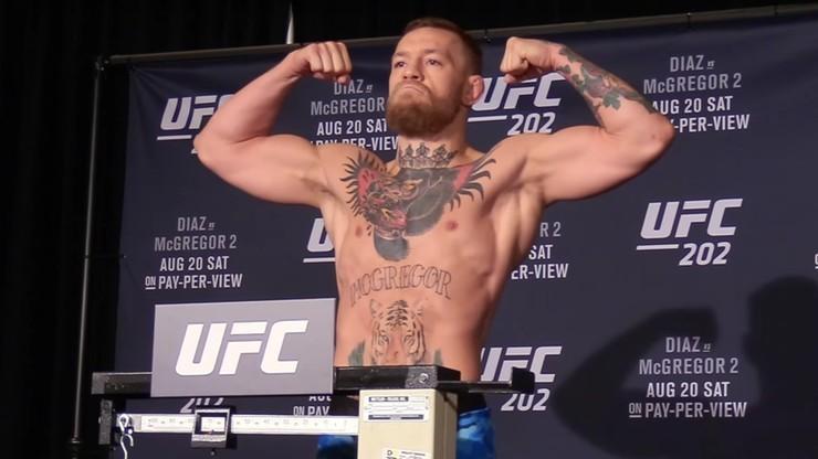 UFC: McGregor poznał wysokość swojej kaucji